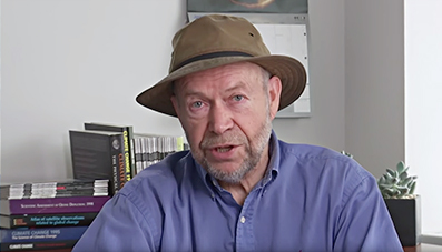James Hansen, Ice Melt