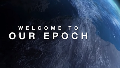 Humanity's Epoch – ANTHROPOCENE